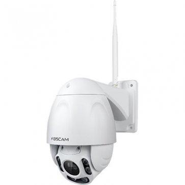 Foscam FI9928P kültéri WiFi IP kamera, 4x zoom, FullHD