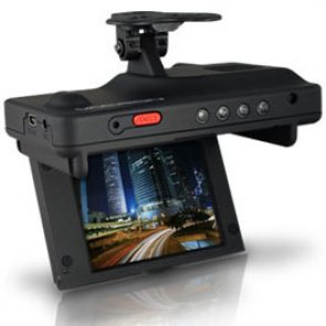 Vacron CDR-E07 kétkamerás autós kamera