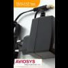 12V/2A adapter 5.5/2.1mm csatlakozóval IP kamerák számára